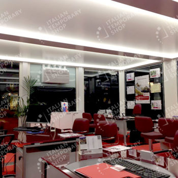 negozio temporaneo valmontone