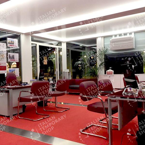 noleggio temporary shop gabetti